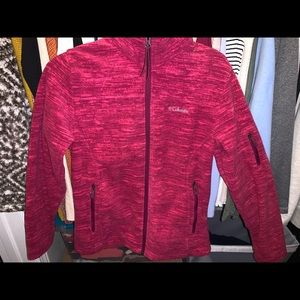 Columbia jacket size xs